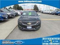 Nightfall Gray Metallic 2018 Chevrolet Impala Premier