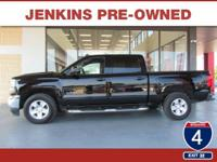 LOW MILES, This 2018 Chevrolet Silverado 1500 LT will