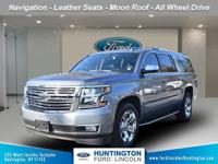 This 2018 Chevrolet Suburban Premier is a NEW ARRIVAL!