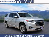 Confident and bold, our 2018 Chevrolet Traverse Premier