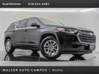 2018 Chevrolet Traverse LS, located at Audi Wichita.