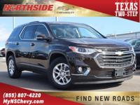 2018 Chevrolet Traverse LT Cloth w/1LT FWD 9-Speed