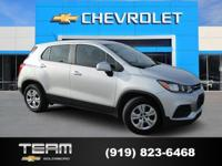 CARFAX One-Owner. Clean CARFAX.2018 Chevrolet Trax LS
