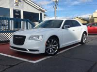 This is the Touring edition Chrysler 300 still under