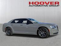 CARFAX One-Owner. Clean CARFAX. Gray 2018 Chrysler 300