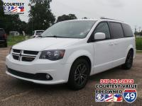 Look at this 2018 Dodge Grand Caravan GT. Its Automatic