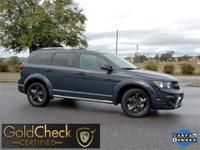 Gray Clearcoat 2018 Dodge Journey Crossroad FWD 6-Speed