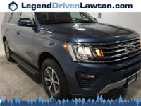 Feel at ease with this dependable 2018 Ford Expedition.