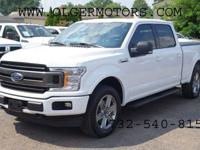 Clean F150-4wd-V8 power-crew cab ful size doors-6.5