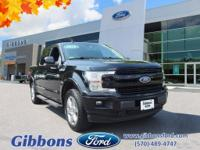 CARFAX One-Owner. Clean CARFAX. 2018 Ford F-150 Lariat
