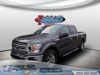 CARFAX One-Owner. Clean CARFAX.2018 Ford F-150 XLT