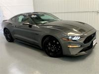 New Price! Magnetic Metallic 2018 Ford Mustang GT RWD