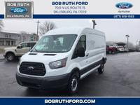 BLUETOOTH, BACKUP CAMERA. 2018 Ford Transit-250 RWD