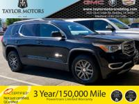 BEAUTIFUL EBONY TWILIGHT 3 ROW AWD SUV! DRIVE ELEGANTLY