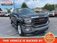 2018 GMC Sierra 1500 SLE ***#1 CERTIFIED TOYOTA DEALER