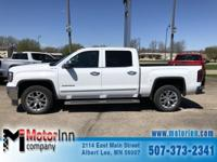 Look!! Look!! Look!!! This roomy 2018 GMC Sierra 1500