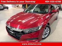 CLICK HERE TO WATCH LIVE VIDEO OF 2018 HONDA ACCORD!