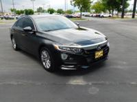 CARFAX One-Owner. Clean CARFAX. Crystal Black Pearl