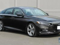 Recent Arrival! 2018 Honda Accord Touring in Kona Brown