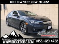 *** ONE OWNER *** LOW MILES *** BACKUP CAMERA ****This