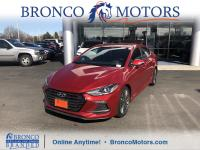 New Price! Red 2018 Hyundai Elantra Sport FWD 6-Speed
