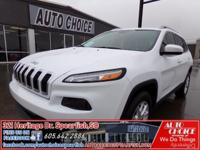 The 2018 Jeep Cherokee stands out from the competitive