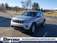 2018 Jeep Grand Cherokee Laredo Billet Silver Metallic