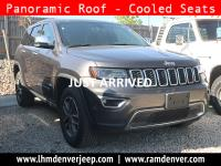 This 2018 Jeep Grand Cherokee Limited is offered to you