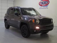 Recent Arrival! 2018 Jeep Renegade Sport 1 OWNER W/
