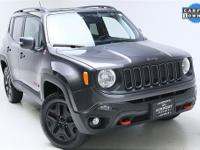 2018 JEEP RENEGADE TRAILHAWK   **CARFAX 1 OWNER