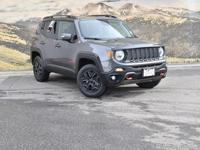 Look at this 2018 Jeep Renegade Trailhawk. Its