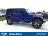 CARFAX 1-Owner, Clean, LOW MILES - 15,807! Rubicon