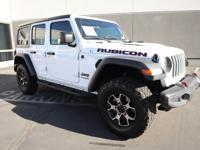 This Jeep won't be on the lot long! Feature-packed and
