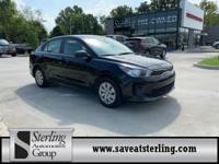 FUEL EFFICIENT 37 MPG Hwy/28 MPG City! Kia Certified,
