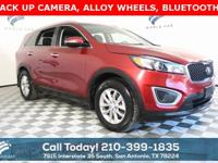 BACK UP CAMERA, ALLOY WHEELS, BLUETOOTH, CRUISE