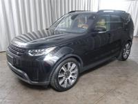 2018 Land Rover Discovery HSE Luxury **Fully