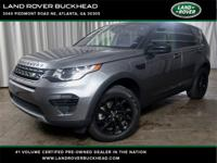 2018 Land Rover Discovery Sport SE **Eligible for a