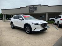 EPA 28 MPG Hwy/22 MPG City! CX-9 Touring trim. Nav