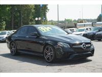 2018 Mercedes-Benz E-Class 4D Sedan E 63 S AMG??