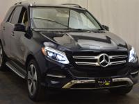 Lunar Blue Metallic 2018 Mercedes-Benz GLE GLE 350