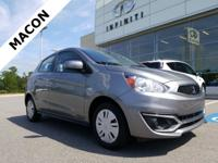 INFINITI OF MACON IS OFFERING THIS 2018 Mitsubishi