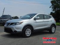 Check out this 2018 Nissan Rogue Sport S. Its Variable