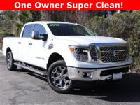 2018 Nissan Titan XD SLBLUETOOTH HANDSFREE, LEATHER,