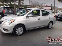 Nissan Versa S Plus with Only 4,555 Miles! Cruise