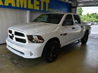 Bramlett Kia is excited to offer this 2018 Ram 1500.