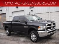 steel metallic clearcoat 2018 Ram 2500 Tradesman 4WD