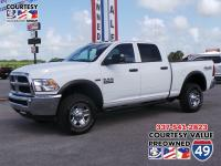 Check out this 2018 Ram 2500 Tradesman. Its Automatic