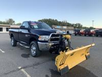 Backup Camera, Fisher Snow Plow, 40/20/40 Split Bench