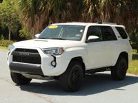***PRACTICALLY NEW, TOTALLY CAPABLE! **TOYOTA 4RUNNER