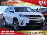 2018 Toyota Highlander FWD 8-Speed Automatic Electronic